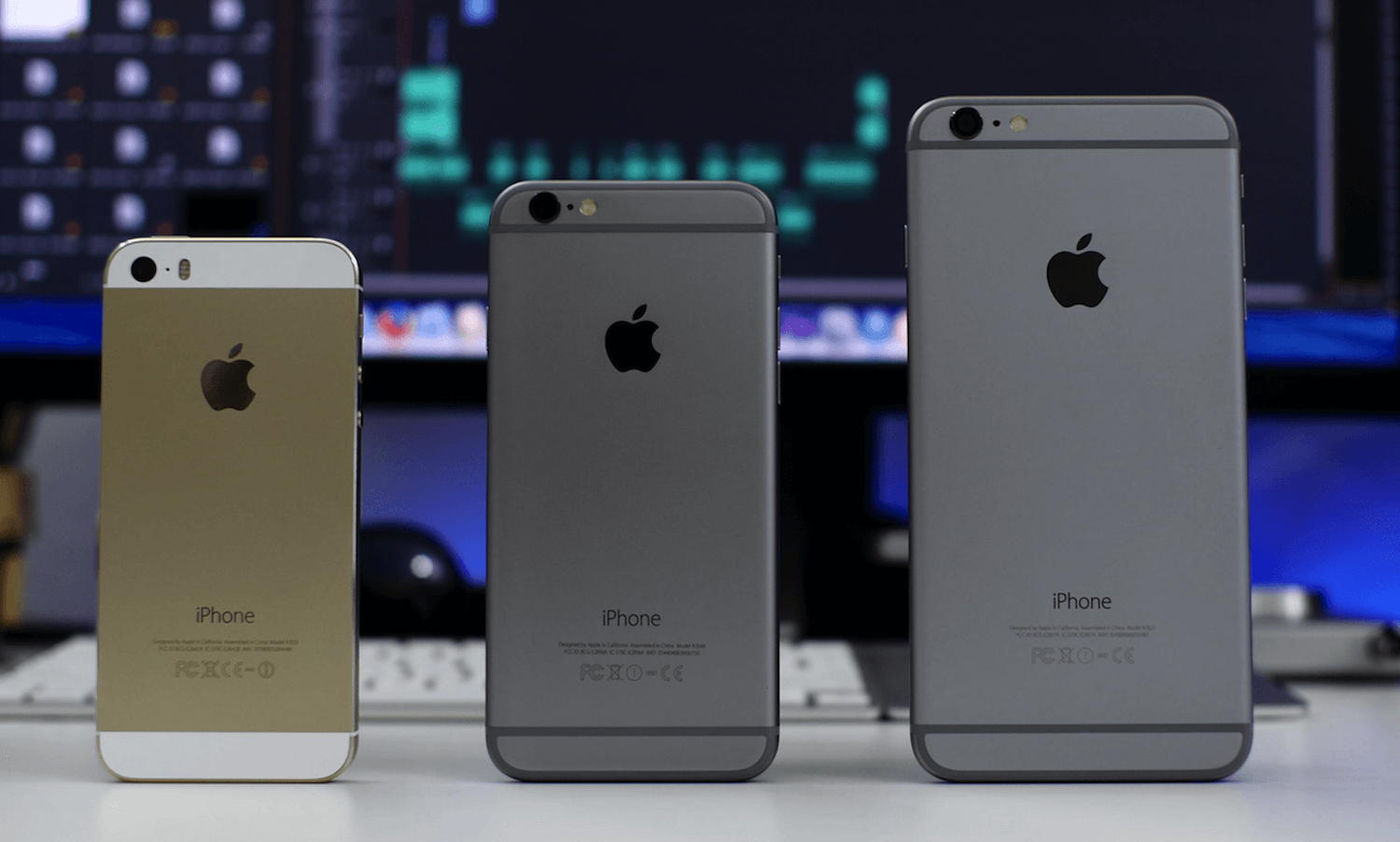 Where is cheaper to buy an iPhone in Russia: January 2016
