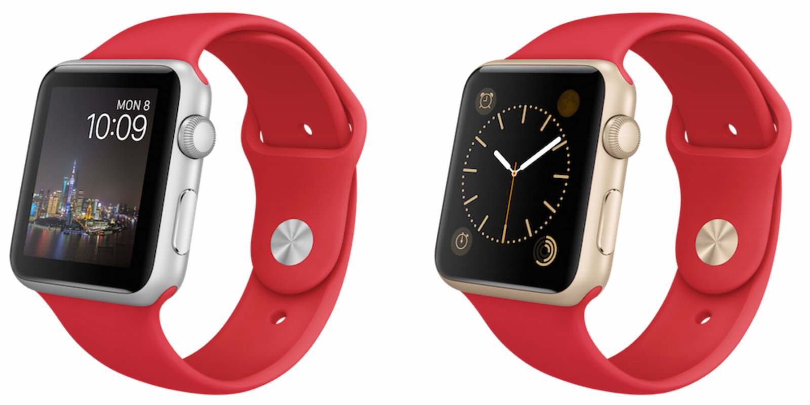 Apple accidentally reveals exclusive Apple Watch Sport