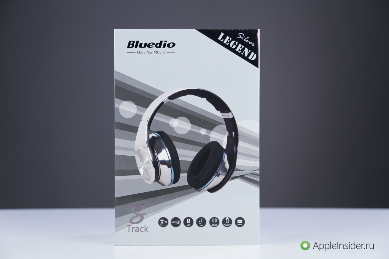 Bluedio R+ Legend music combine for your iPhone