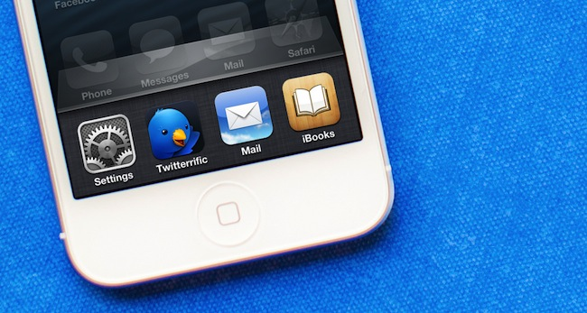 [Tips & tricks] to calibrate the Home button on iOS devices