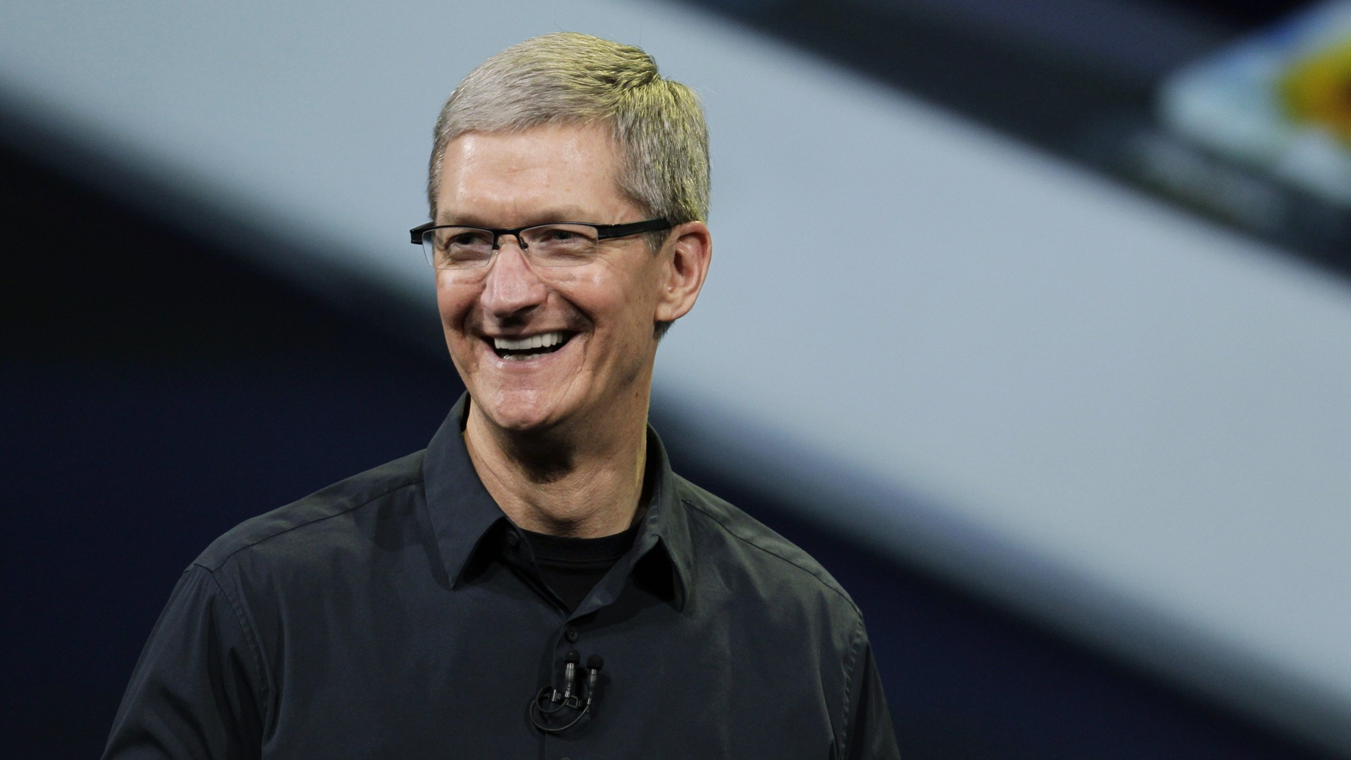 """Tim cook about virtual reality: """"It's really cool"""""""