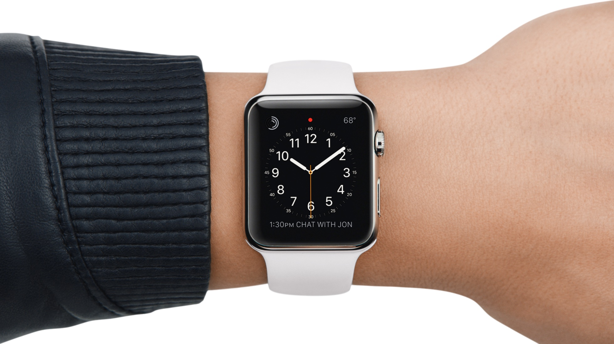 Apple Watch tells the time in 4 times more accurate than the iPhone