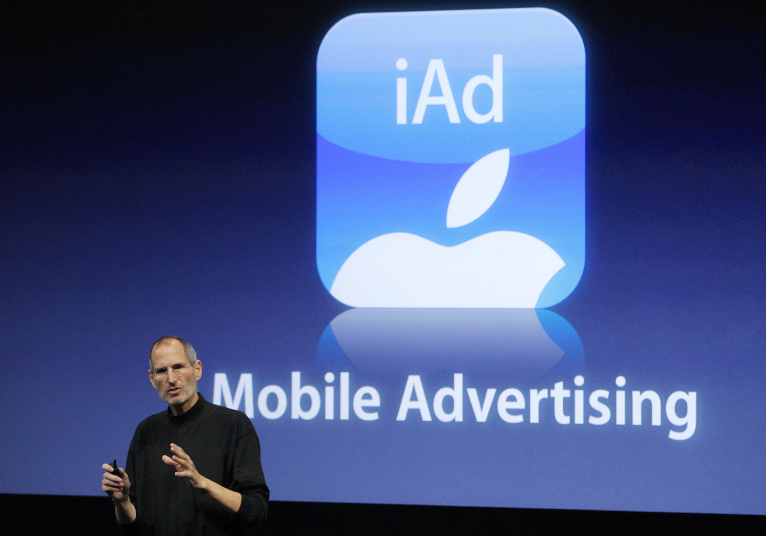Remember iAd? It's time to forget