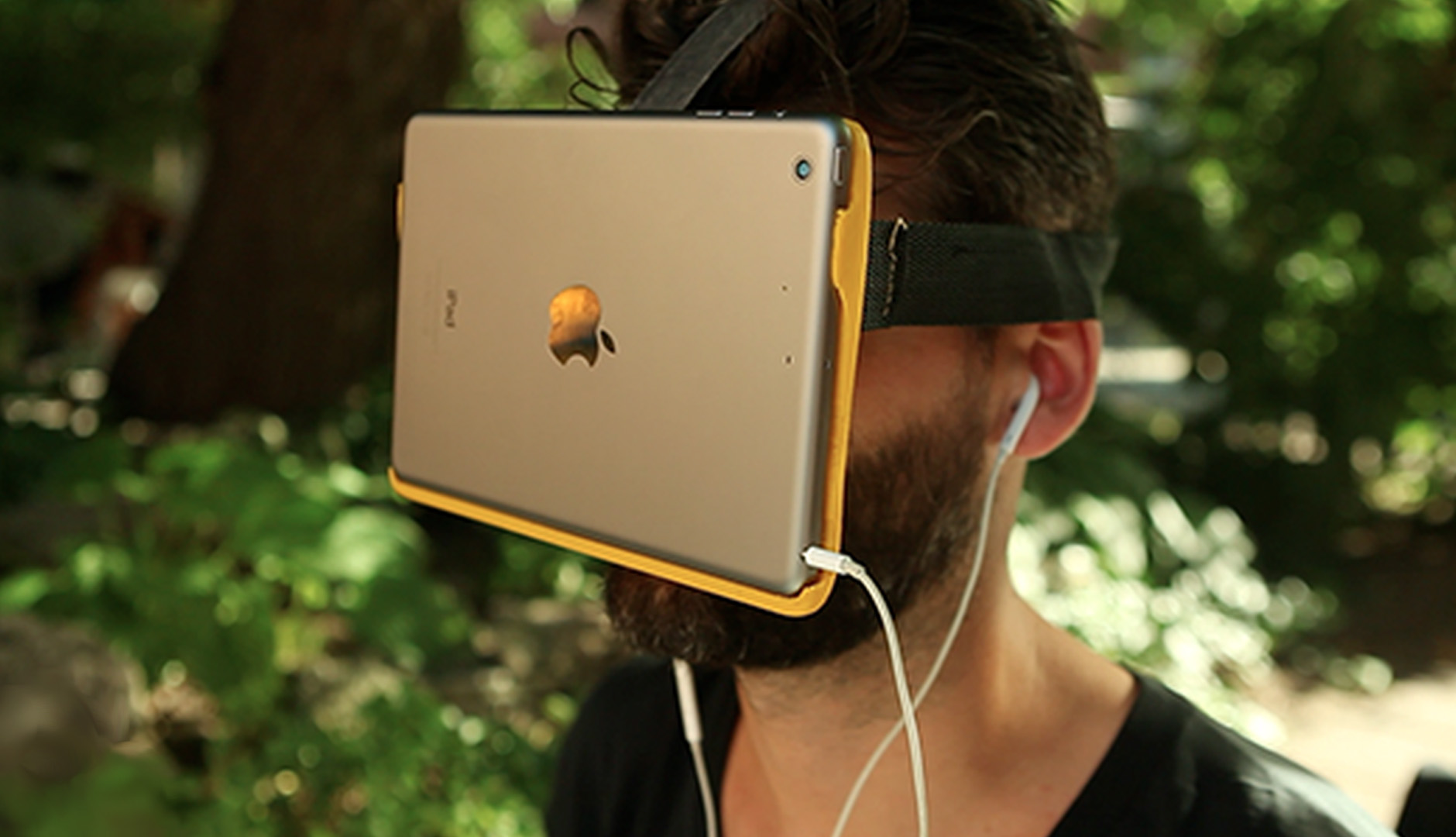 Can virtual reality replace the iPhone?