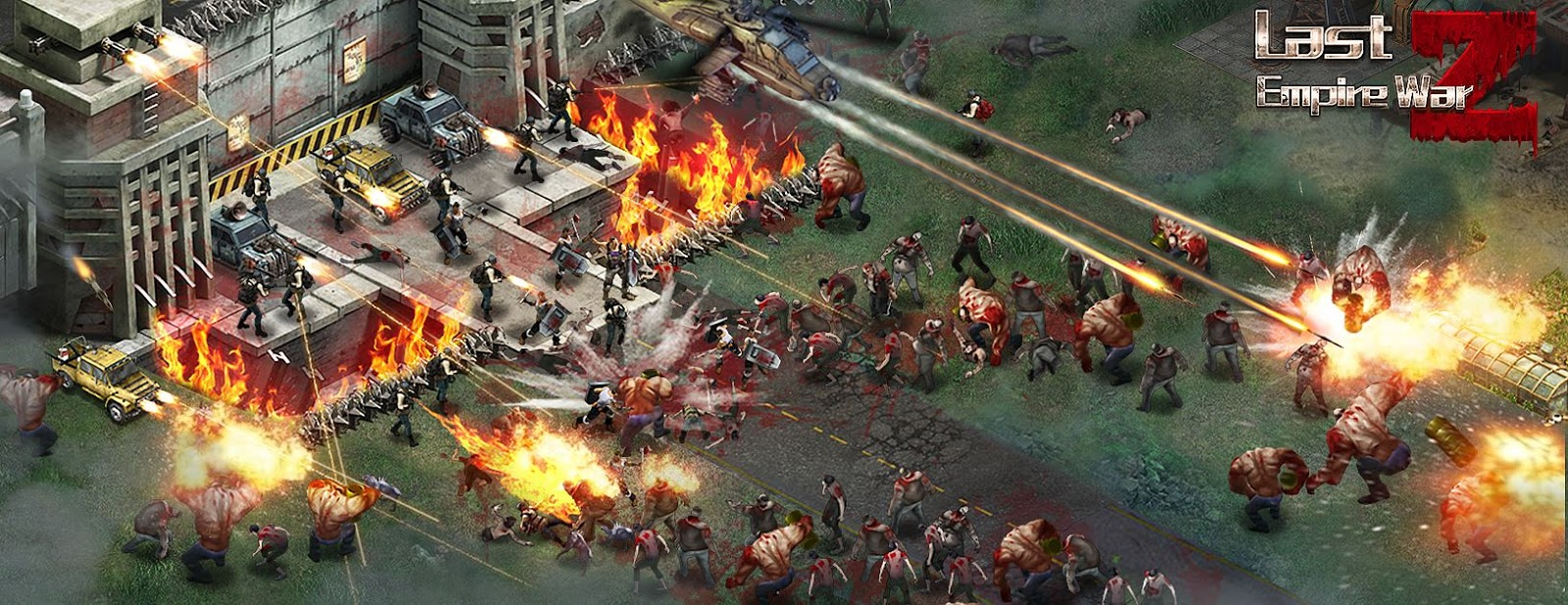 Masterfully hammering zombies on iPhone and iPad