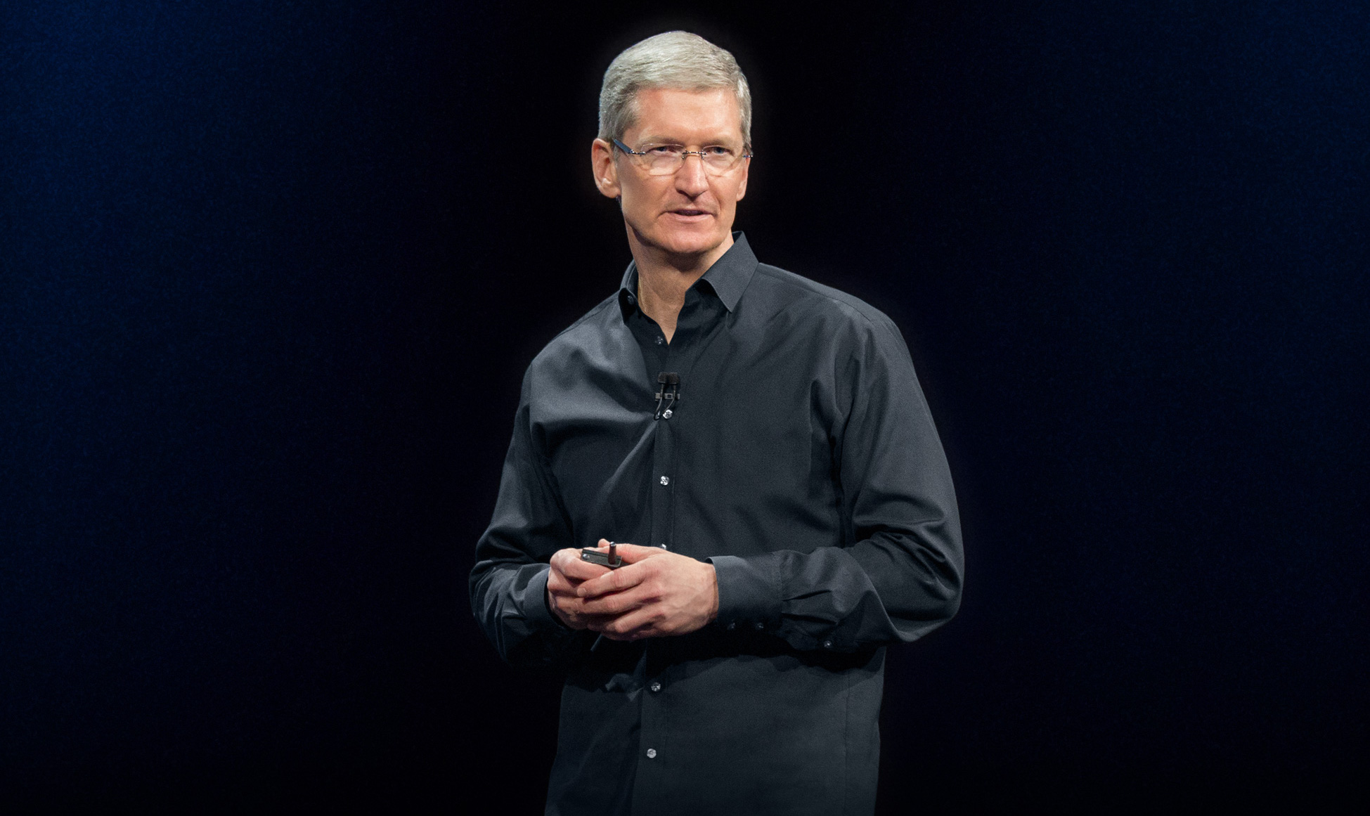 Apple vs. intelligence. The full text of the open letter from Tim cook
