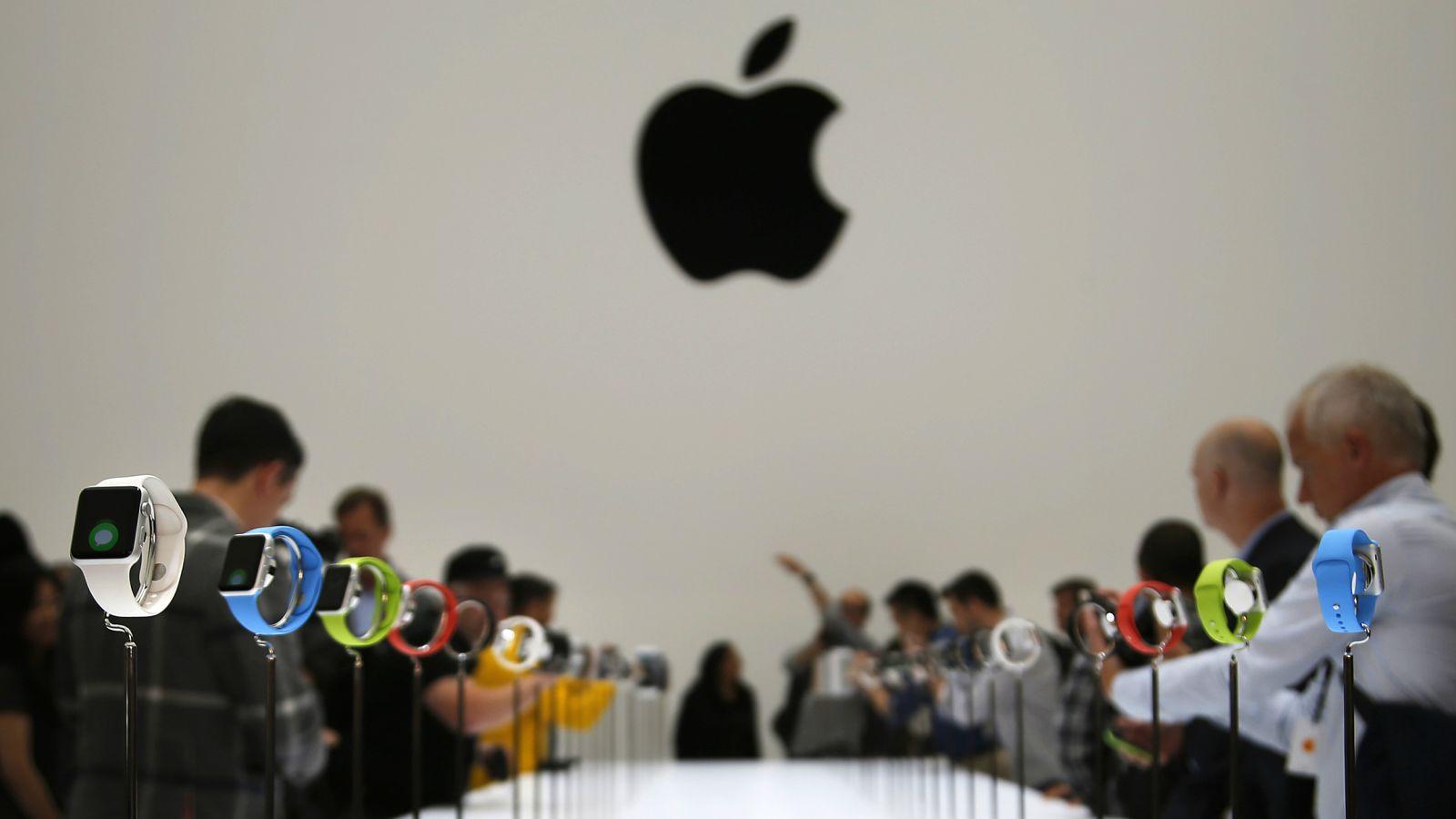 Apple Watch surpassed sales of the original iPhone