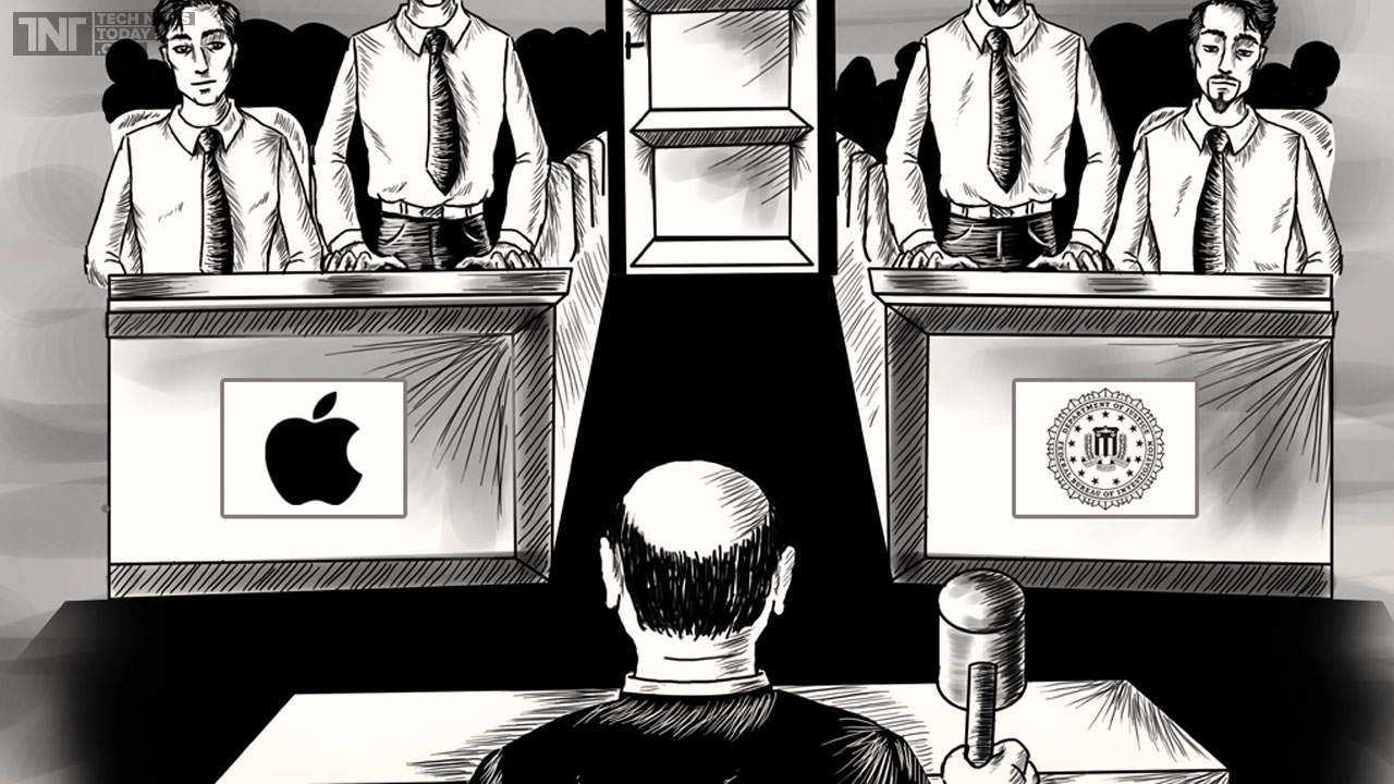 [VIDEO] Apple vs. the FBI: chronology of the conflict