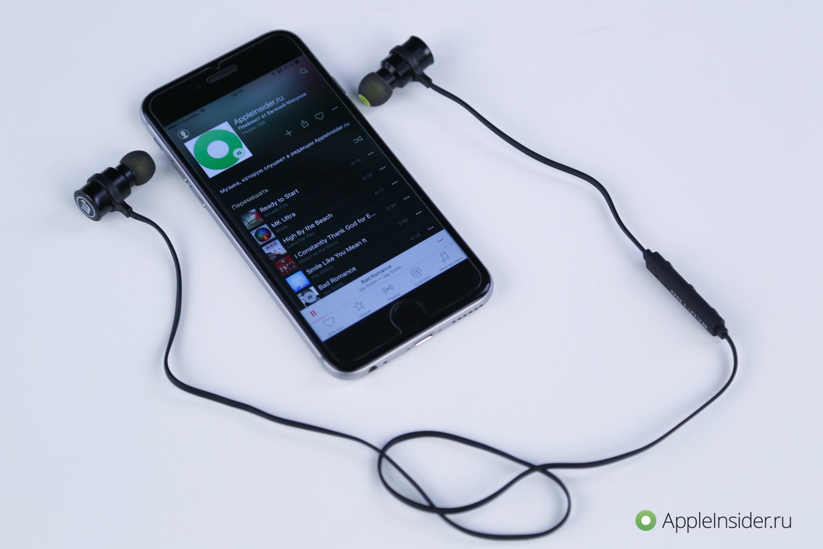 Review headphones BRAINWAVZ BLU-100: luxury at a reasonable price