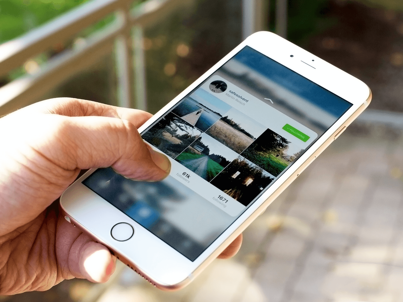 How to clear search history in Instagram