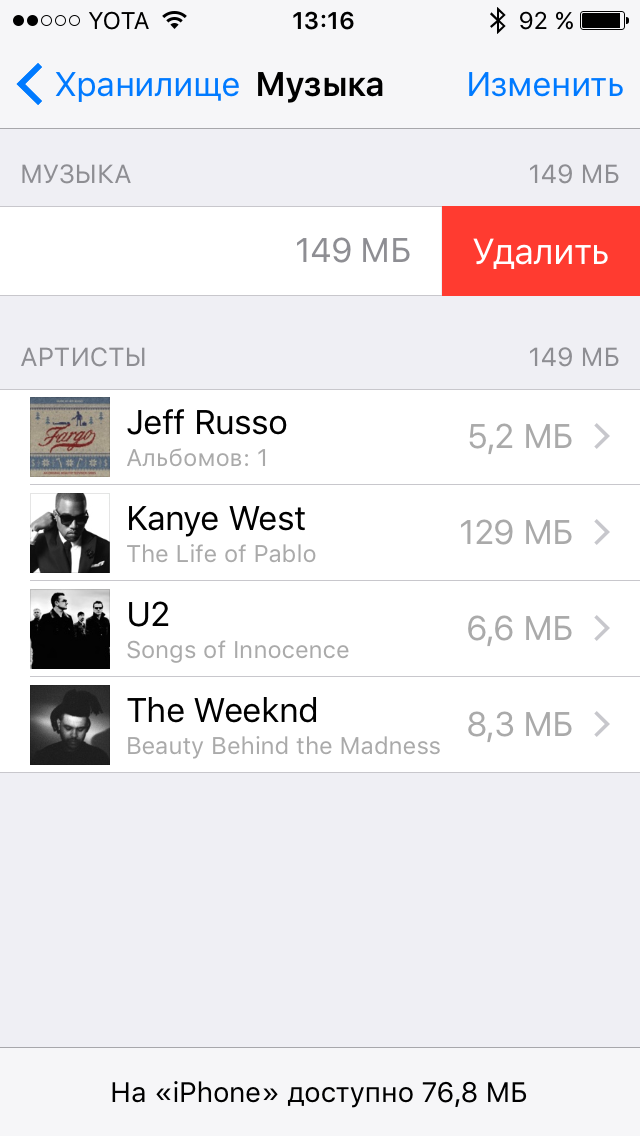 How to quickly delete all music from your iPhone