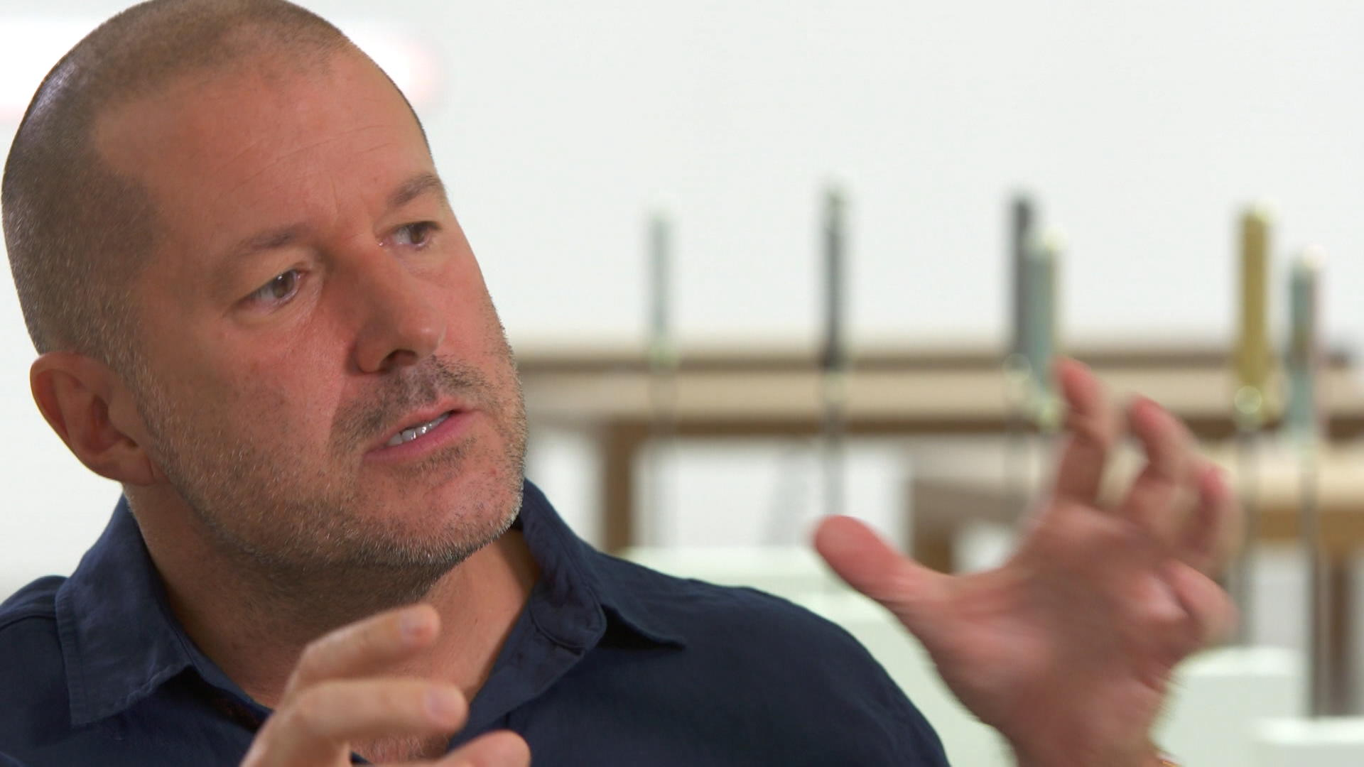Jonny Ive about the early days at Apple and their own values