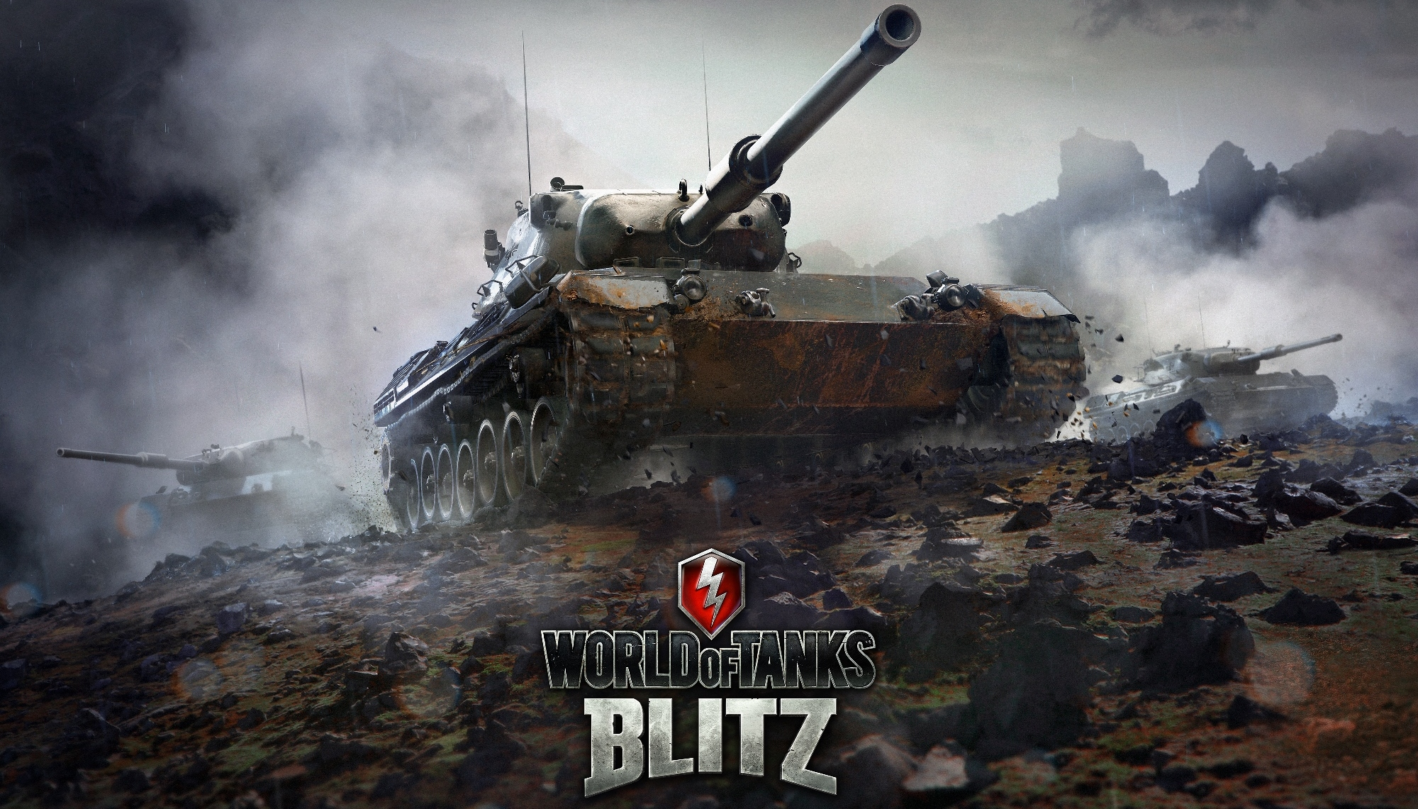 World of Tanks Blitz will be released on OS X