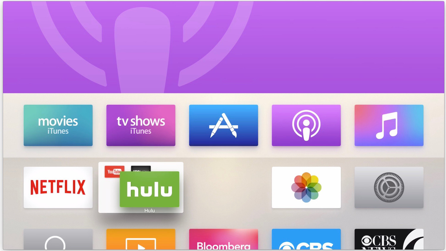 Fresh beta gave Apple TV new features