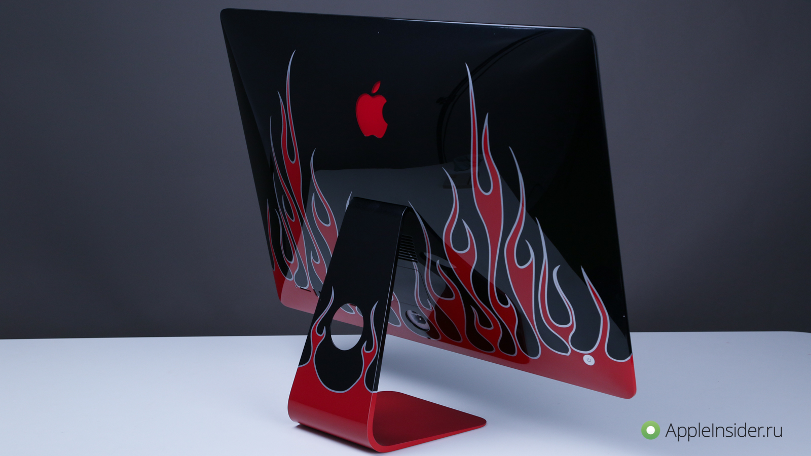Much does it cost to paint the iMac?