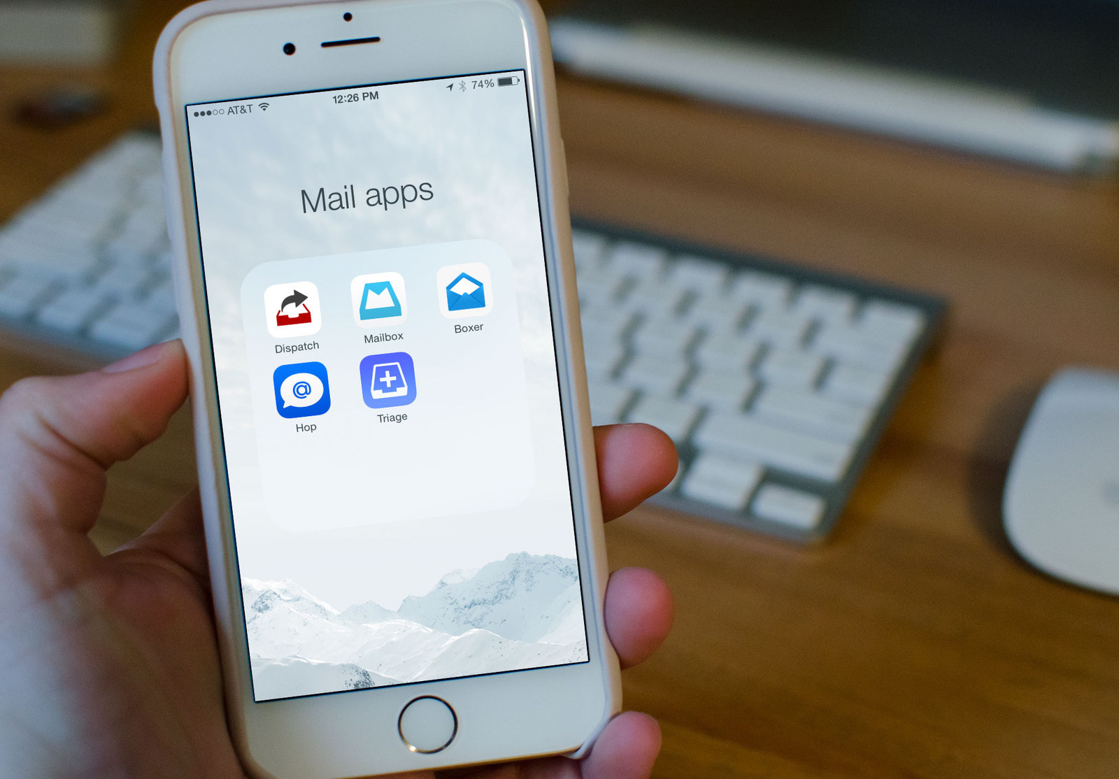 How to tidy up your email on iPhone