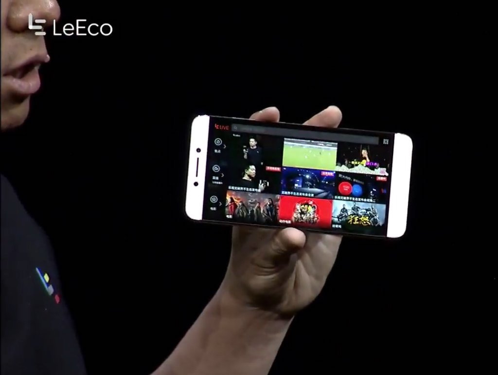 Chinese LeEco has already unveiled three smartphone with no 3.5 mm Jack