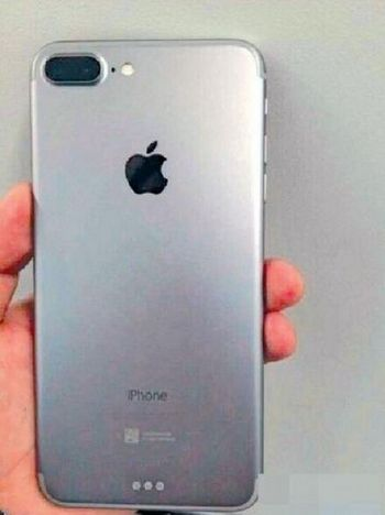 Alleged pictures of iPhone 7 can be real