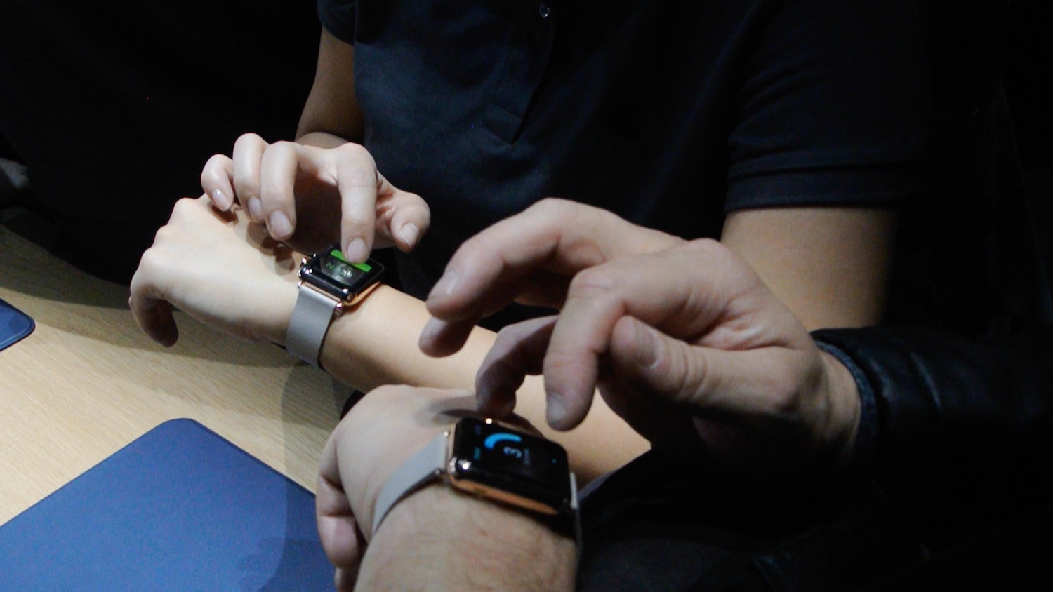 It should be on the alert for some of the latest rumors about the Apple Watch