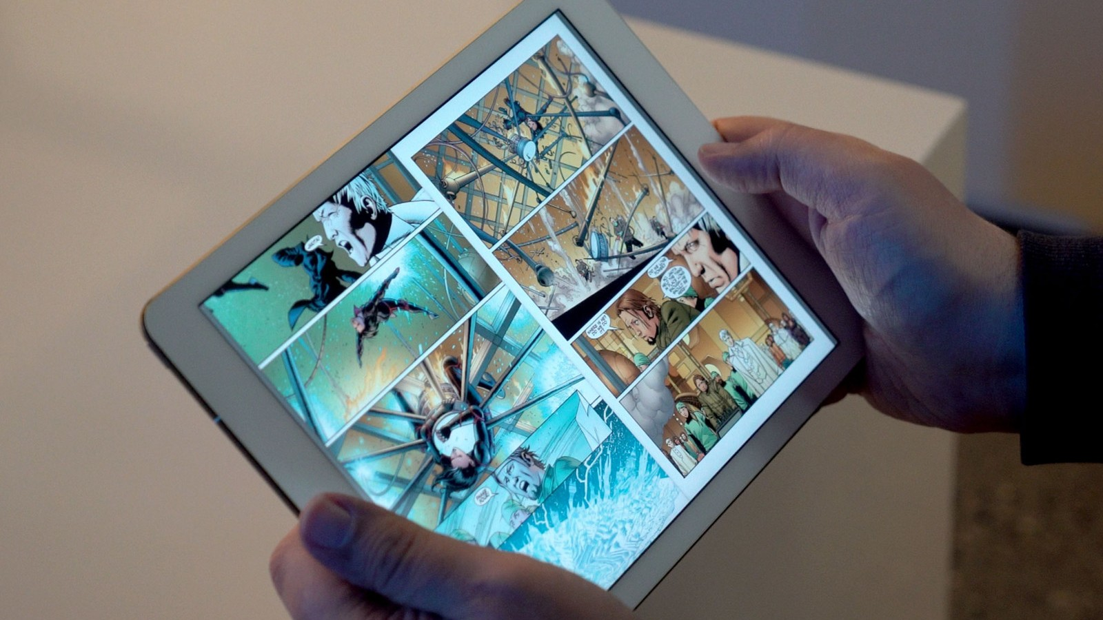 How good is the display of the new iPad Pro?