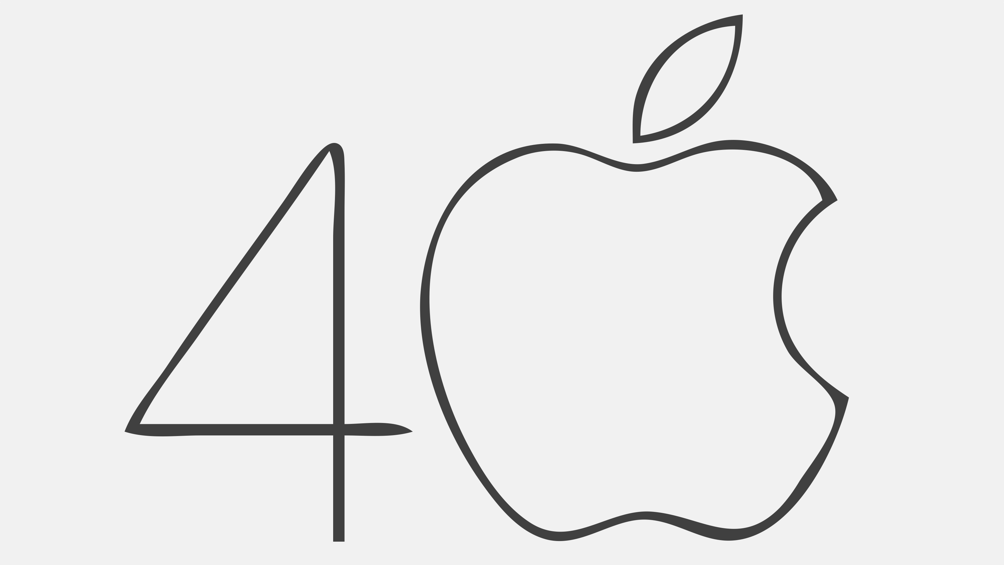 Apple has devoted its fortieth anniversary themed playlist in Apple Music