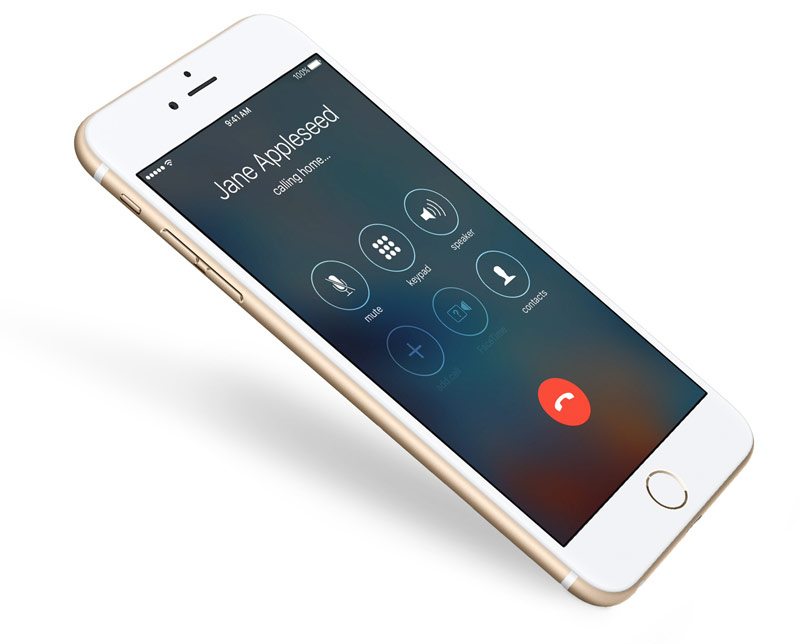 A patent Troll has filed against Apple because of the function calls and e-mail in iPhone