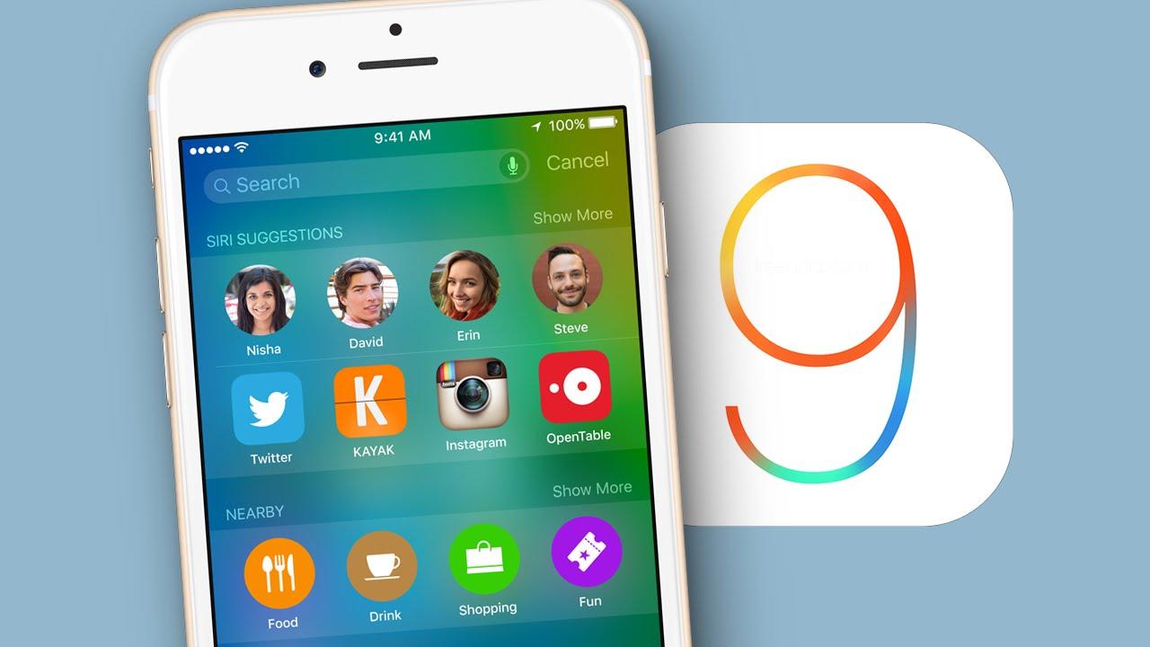 Apple has released iOS 9.3.2
