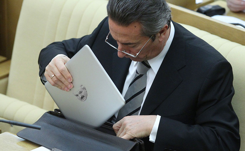 Russian officials will be transferred from MacBook to domestic products