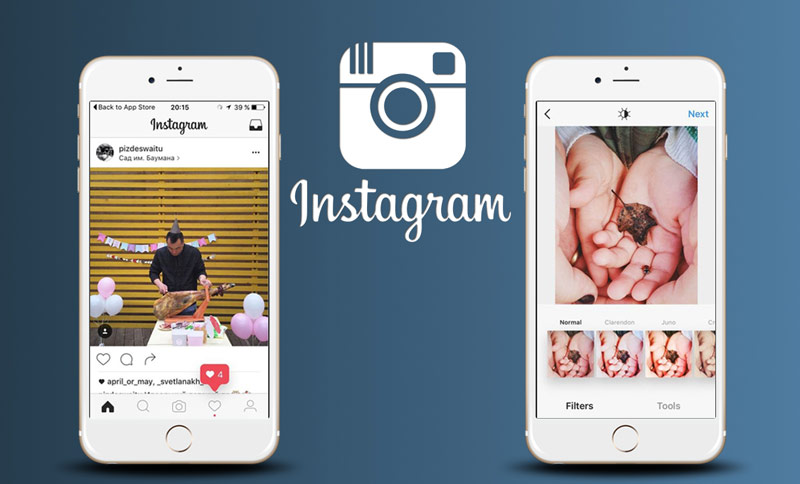12 experimental features of the Instagram for developers