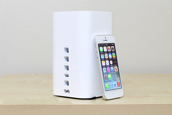 Apple has removed from sale AirPort Extreme and Time Capsule