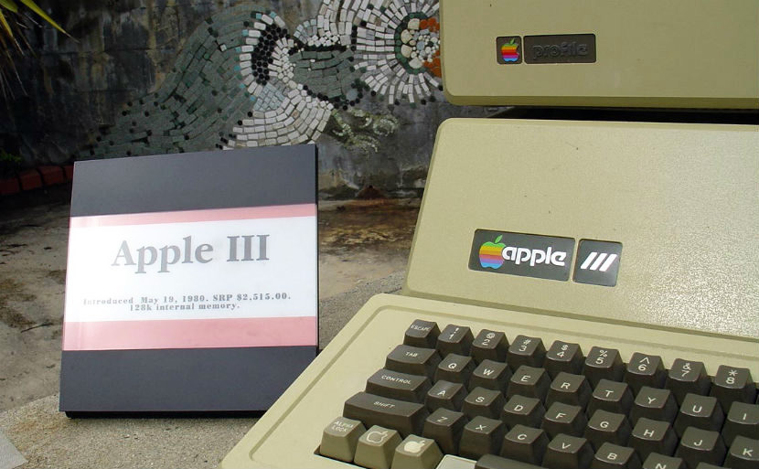 Microcomputer Raspberry Pi turned into a tiny Apple III [video]