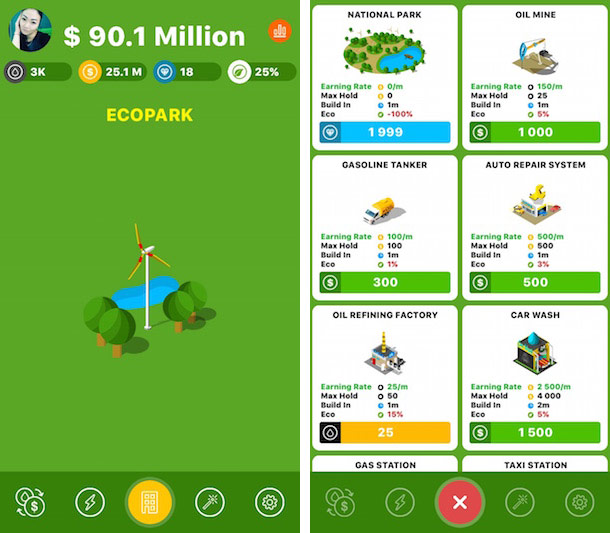 """""""Oil tycoon"""" – business Empire in your iPhone"""