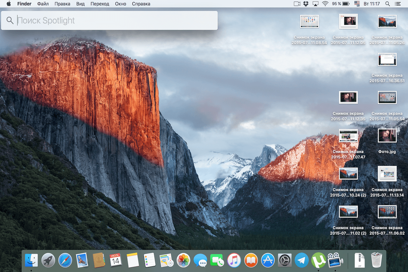 An overview of innovations OS X Yosemite