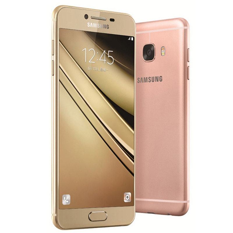 Samsung unveiled the Galaxy C7 – 5.7-inch iPhone 6s clone with the chip Snapdragon 625, 4 GB of RAM and a battery of 3300 mAh