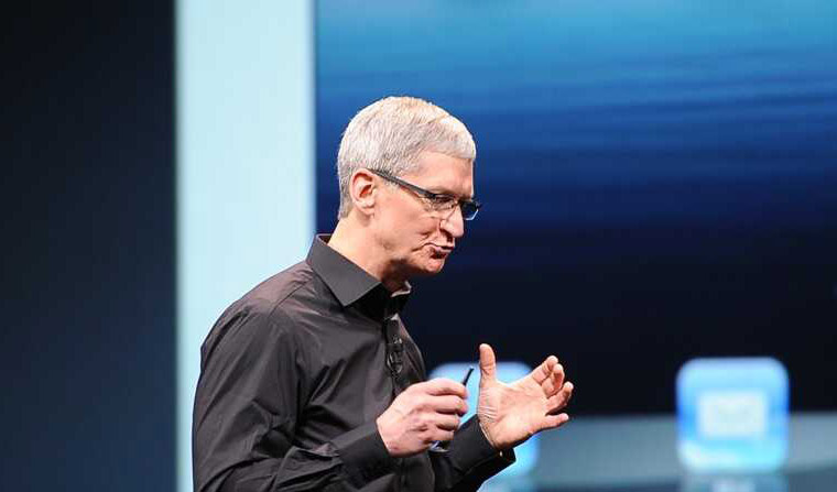 Apple in the United States received the award for the development of business ties with Russia