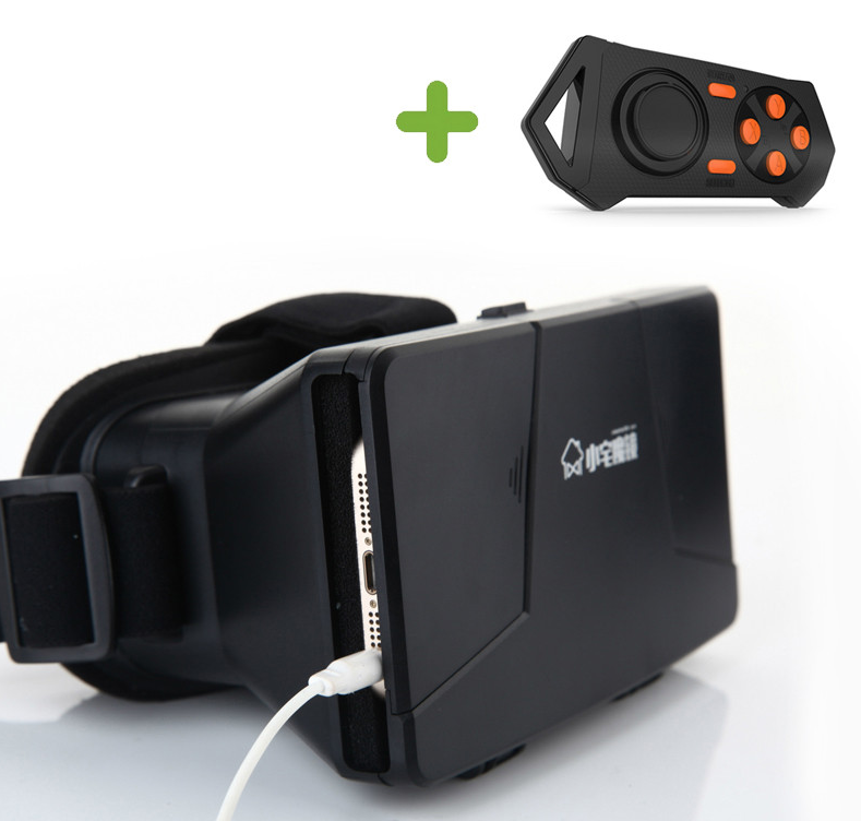 #CICINAS | Virtual reality, a selfie stick and wireless charging