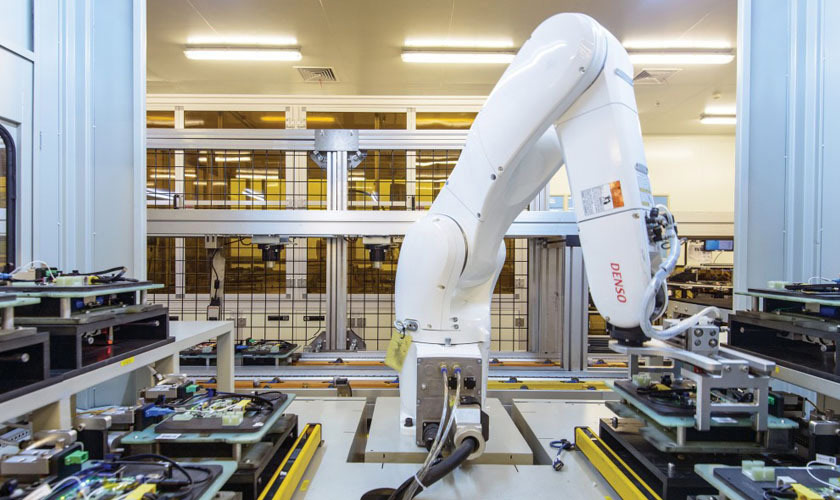 The collector iPhone replaced 60 000 workers with robots