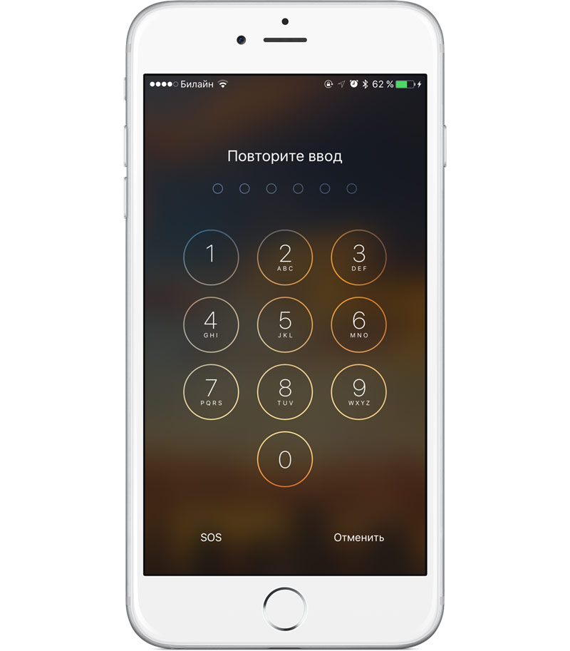 Apple has changed the rules of use Touch ID: the password you have to enter every 8 hours