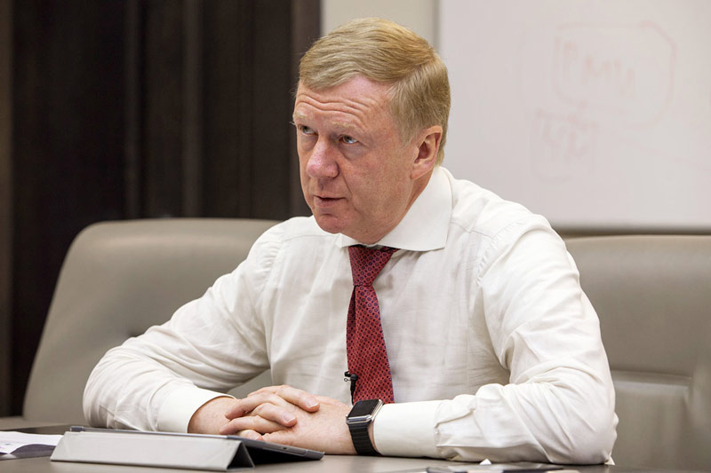 """""""With these approaches and the jobs would never have created the iPhone"""": Chubais responded to criticism due to the failures of """"Rosnano"""""""