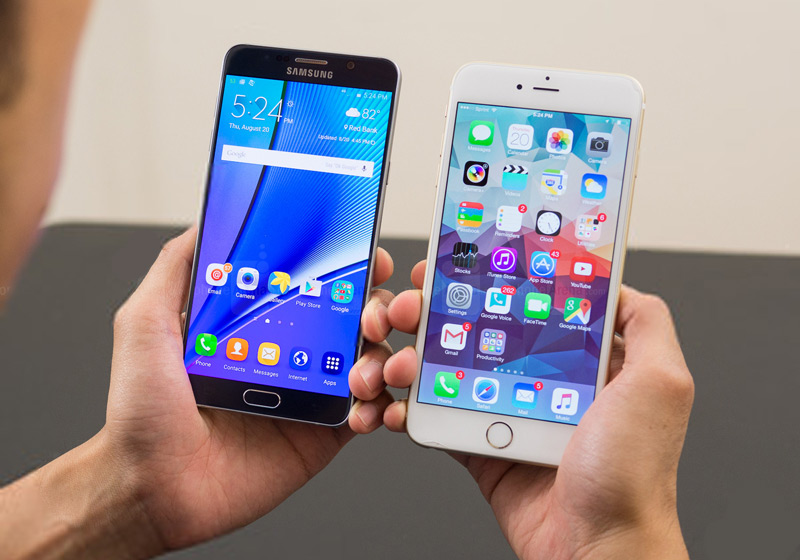 10 features Samsung Galaxy Note 7, which could undermine sales of the iPhone 7 Plus