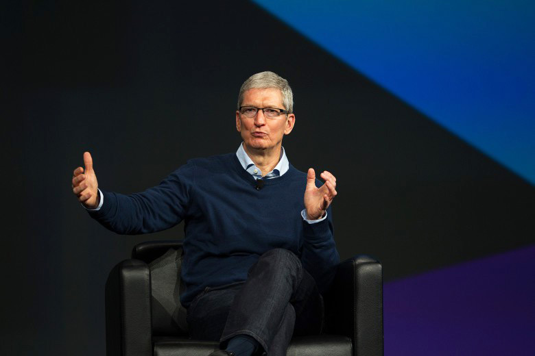 Tim cook was not included in the ranking of the 200 highest paid CEOs in the United States