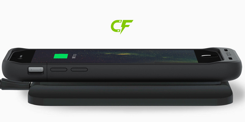 Mophie introduced the new Juice Pack cases for the iPhone with support for wireless charging technology [video]