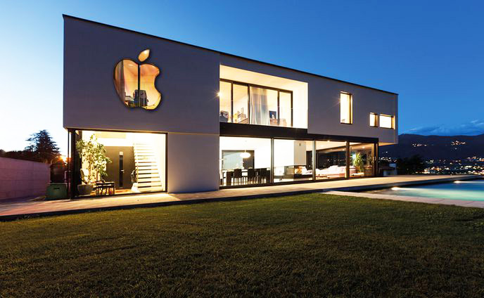 Apple in the last quarter, increased spending on research and development to $2.5 billion
