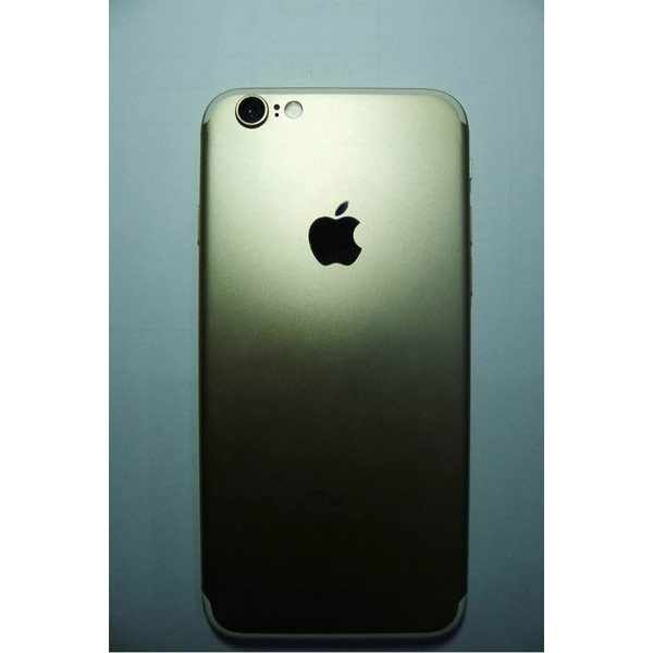 """Leaked photos iPhone 7 and packing a 64-GB version in the color """"rose gold"""""""
