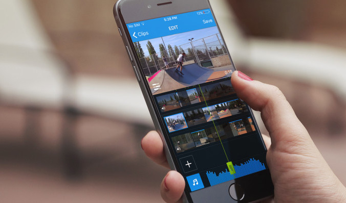 GroupClip: a free app for shooting video from different angles [video]