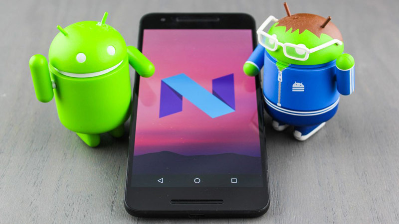 """Google has supported Apple in the fight against """"piracy"""": in Android N it is forbidden to use hacked apps"""