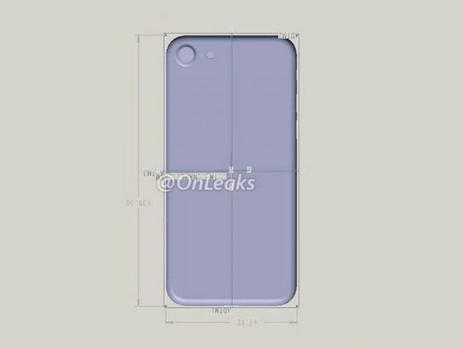 New images of iPhone 7 is confirmed by a conditional similar to the iPhone 6s dimensions