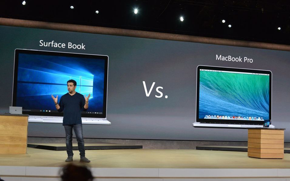 Microsoft Vice President has accused Apple of copying key products
