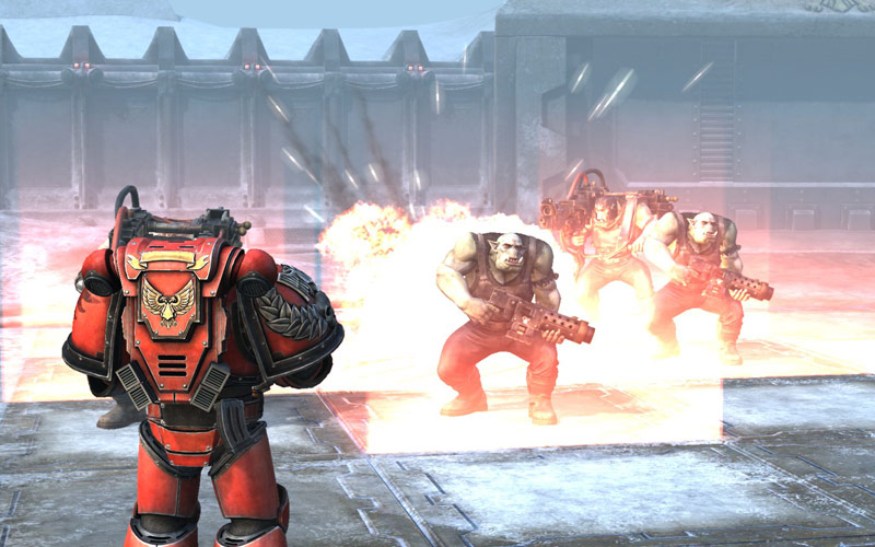 Warhammer 40,000: Regicide was released on iPhone and iPad
