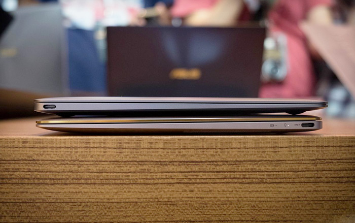 "MacBook against his ""killer"" Asus ZenBook 3: design, specifications, prices"